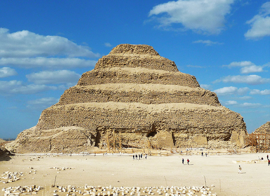 Private Tours Of The Pyramids