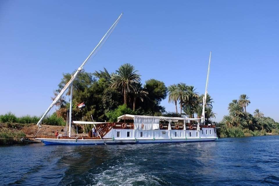 Dahabiya Sultana Luxury Nile Cruise - Egypt Key Tours
